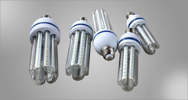 High Power 65W 85W E27 E40 Spiral Energy Saving Bulbs