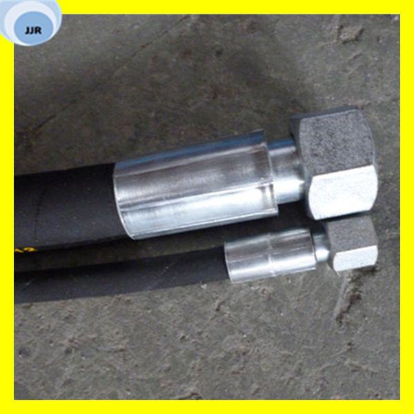 Hydraulic Hose Fitting Crmping Machine