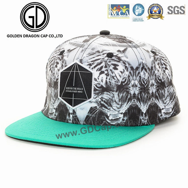 2016 High Quality Fashion New Style Era Flat Hip-Hop Baseball Hat Snapback Cap with Custom Embroidery