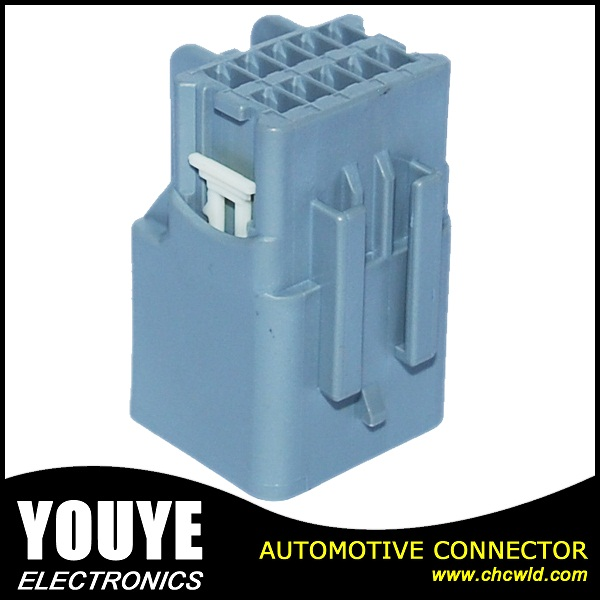 Sing Row 10 Poles Male Cable Connector for Auto
