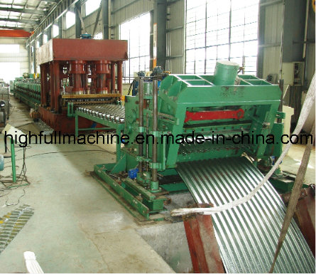 China Grain Storage Silos Forming Machine