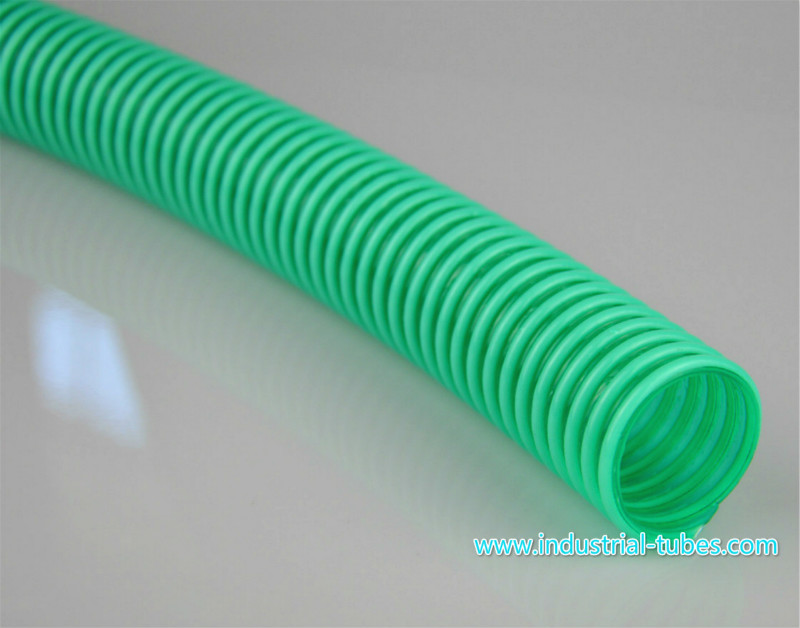 Flexible PVC Spiral Helix Suction & Discharge Hose