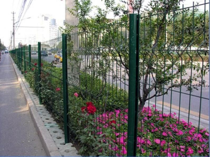 PVC Coated Garden Fence From Professional Factory