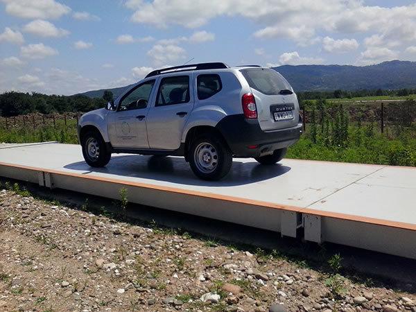 Truck Scale 3mx18m 100ton