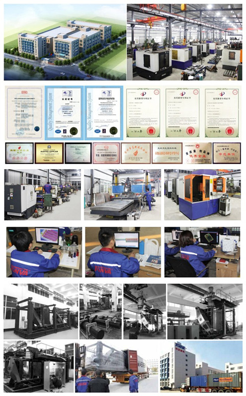1L Small Plastic Products Making Machine Manufacturer