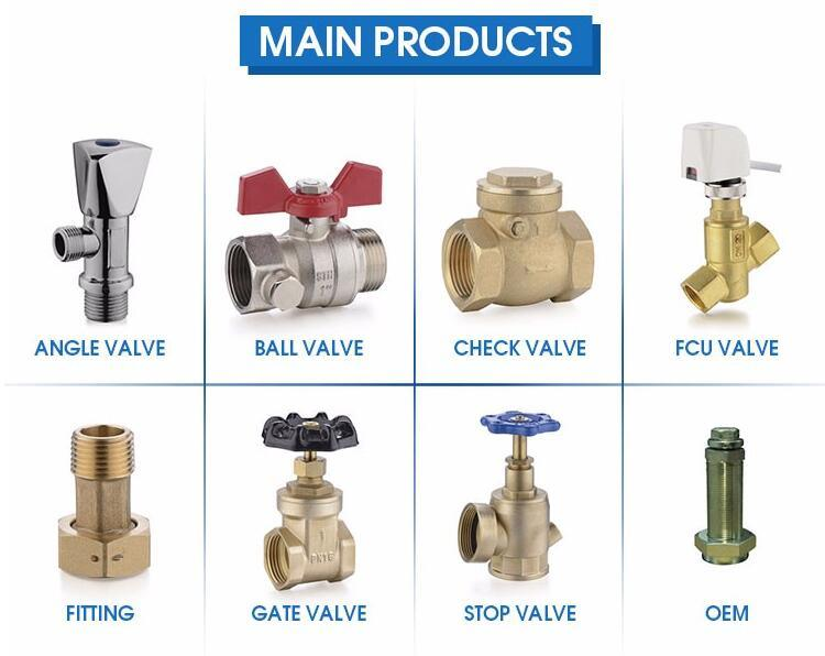 Custom Material Stainless Steel Gate Valve for Water