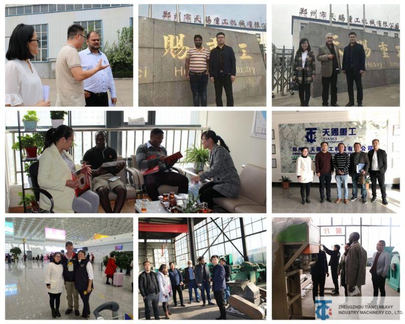 Roller Press Fertilizer Production Line