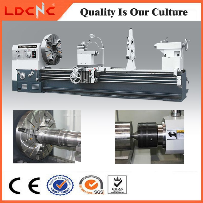 Professional Design High Efficiency Horizontal Light Lathe Machine Cw61100