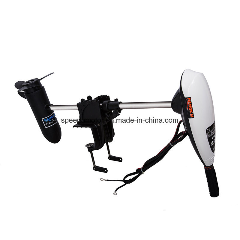 Brand New 65lbs Thrust Electric Outboard Trolling Motor for Pedal