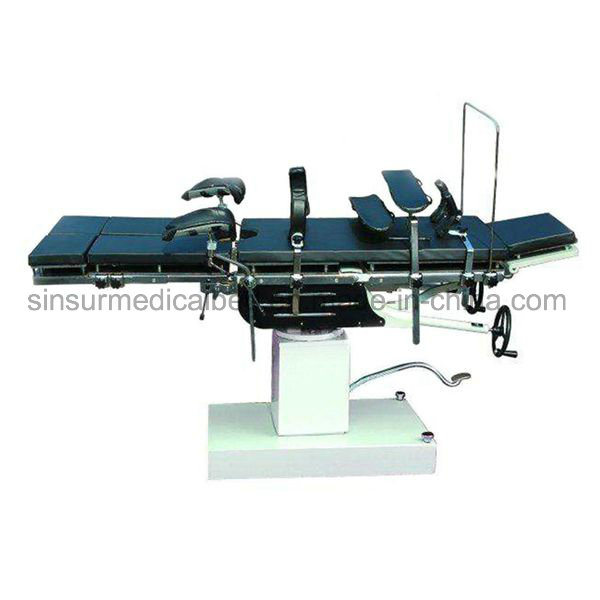 Hospital Equipment Manual Multi-Purpose Surgical Room Operating Tables