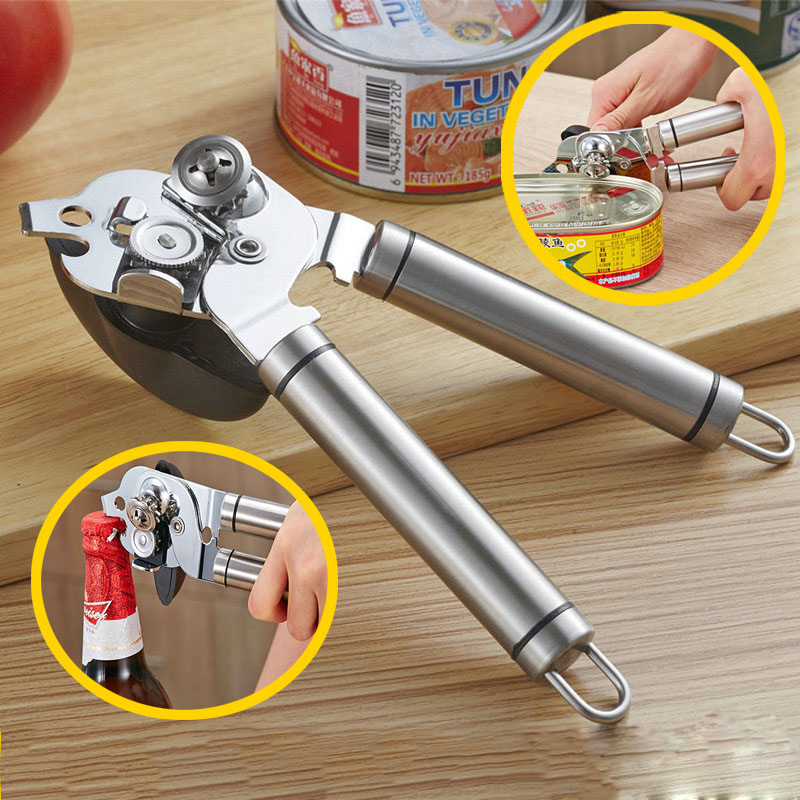 High Quality SUS304 Stainless Steel Can Opener