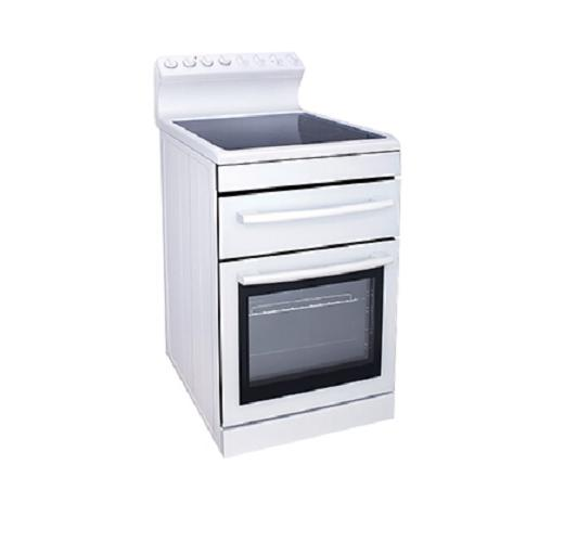 SAA Approved Free Standing Electric Oven with Induction Cooker