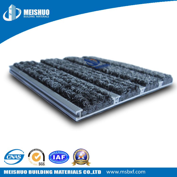 Interlocking Anti-Slip Entrance Door Matting Indoor