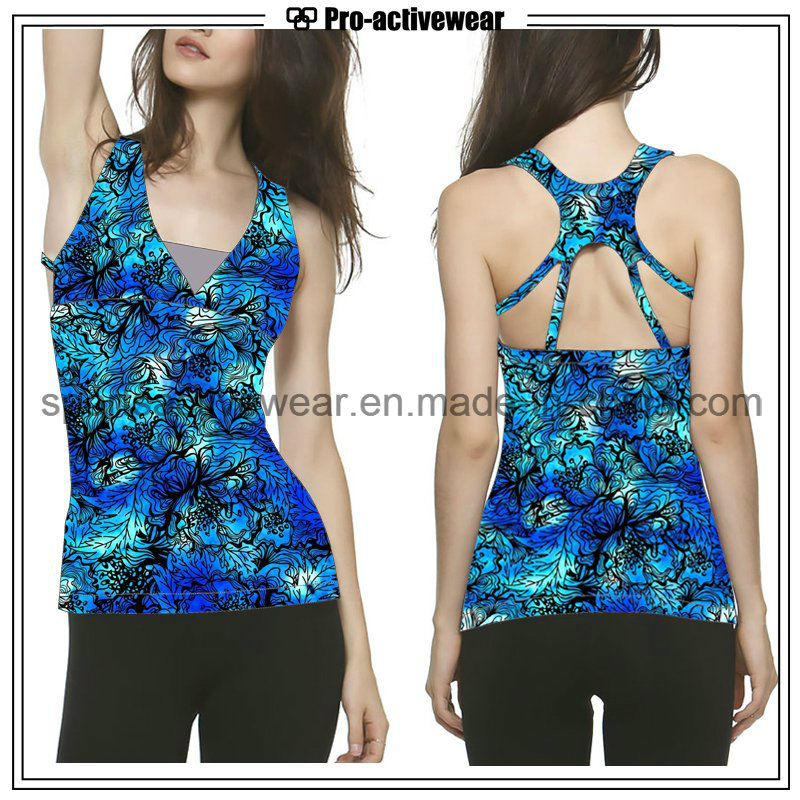 Wholesale High Quality Custom New Design Women Tank Top