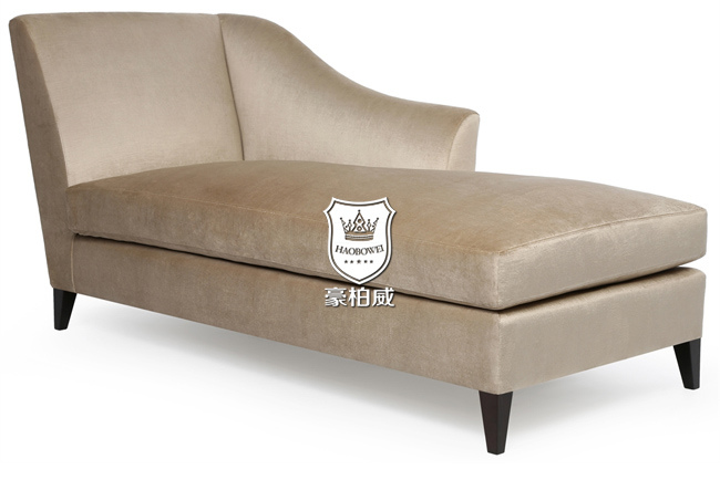 Contemporary Fabric Lounge Chair Canada for Hotel