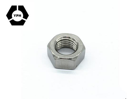 Stainless Steel 304 Hex Thin Nut DIN934