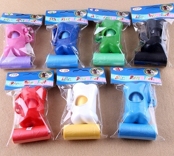 Pet Waste Bag Waterproof Product Dog Poop Bag