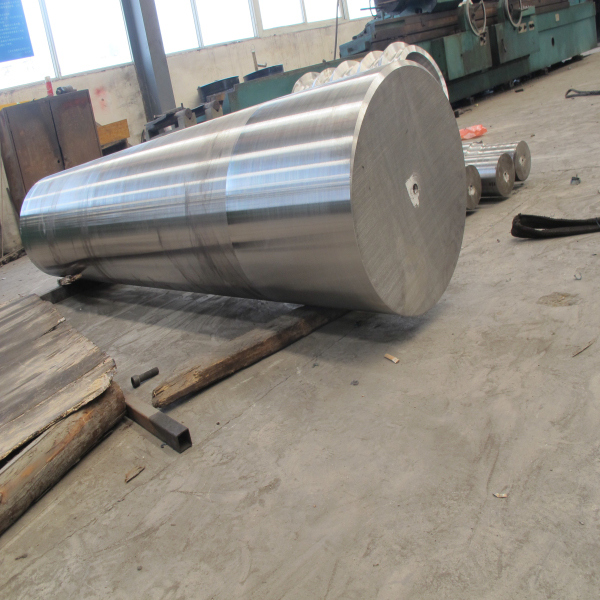 SAE1045 Forged Roller Carbon Steel Alloy Steel