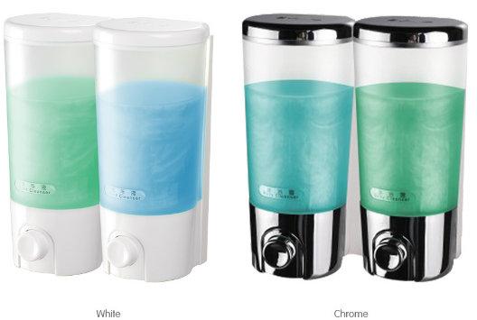 400ml Forge Soap Dispenser Set