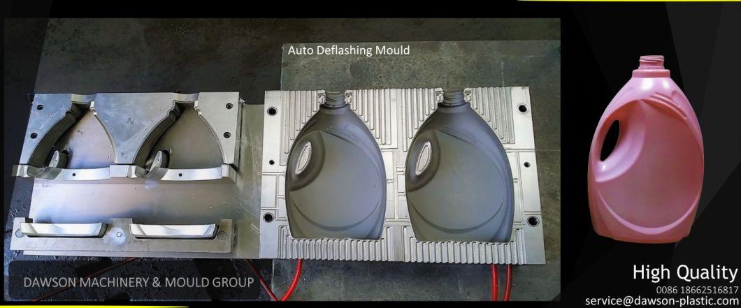 Laudary Detergent Bottles HDPE Blow Molding Machine