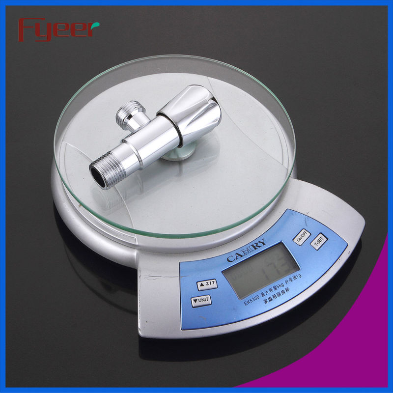 Fyeer Modern Low Price Stainless Steel Angle Vlave