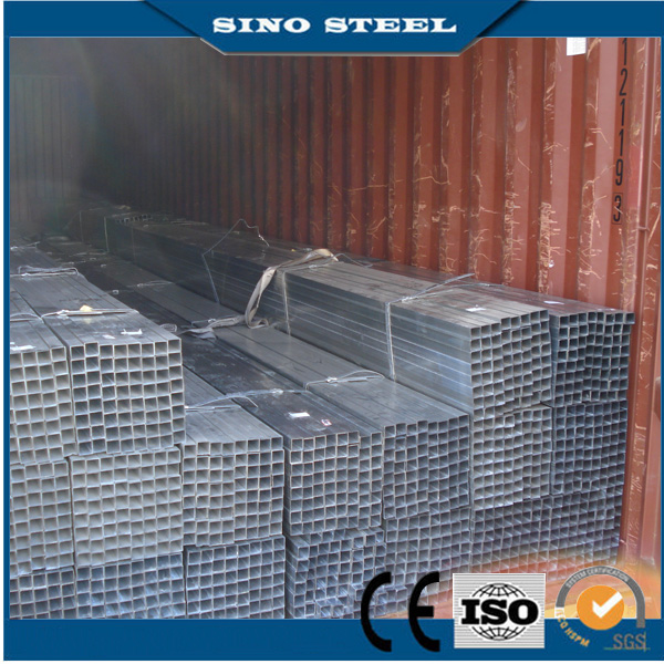 ASTM or JIS Steel Square/Rectangular Pipe