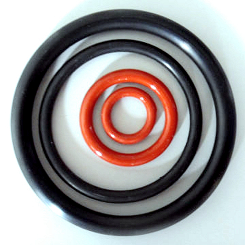 Custom FKM Rubber O-Ring for CNG LNG Applications
