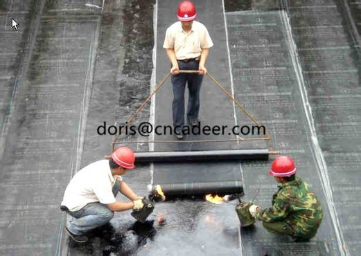 Self-Adhesive Type -EPDM Rubber Waterproofing Membranes