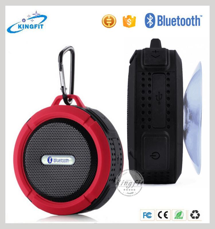 Cool! 2016 New Design Shower Waterproof Speaker Mini Gift Speaker