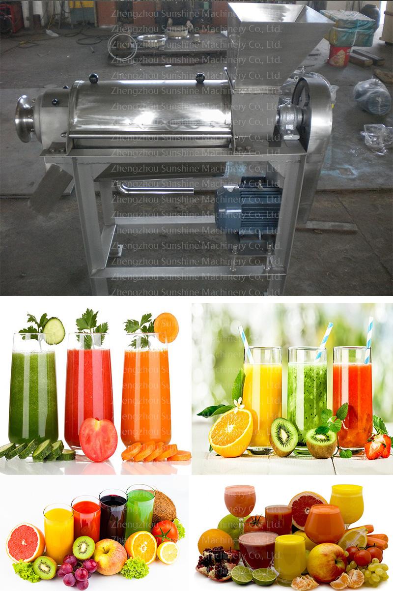Ginger Juice Machine Cold Press Cucumber Vegetable Pear Apple Juicer