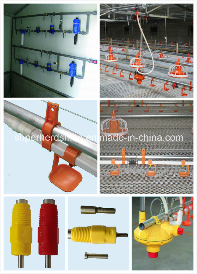 Poultry Farm Water Equipment for Chickens