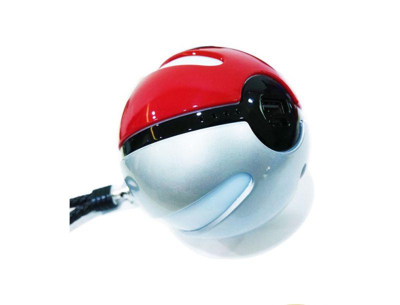 New Arrival 8000mAh Poke-Ball Pokemon Power Bank