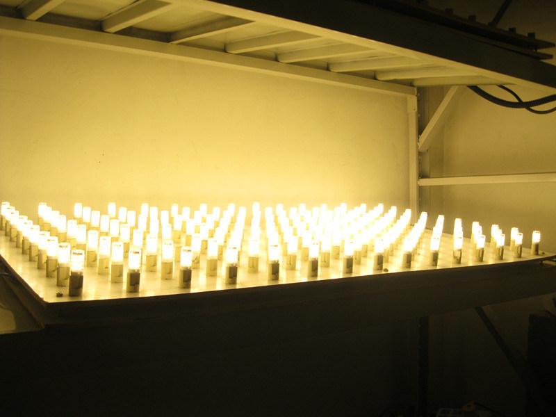 2800k AC DC 12V Crystal Chandelier Lighting G4 LED