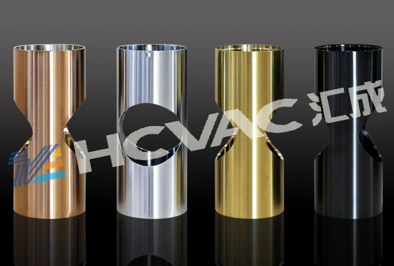 Vacuum Stainless Steel Gold Coating Machine/Stainless Steel PVD Vacuum Gold Plating System