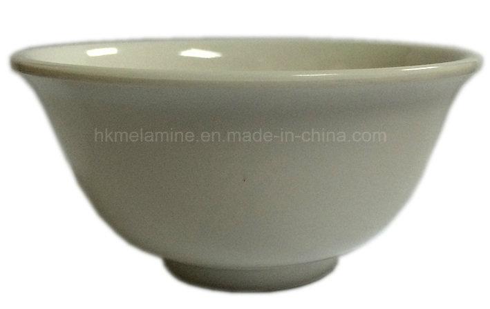 4inch Round Melamine Plastic Bowl (BW7068)