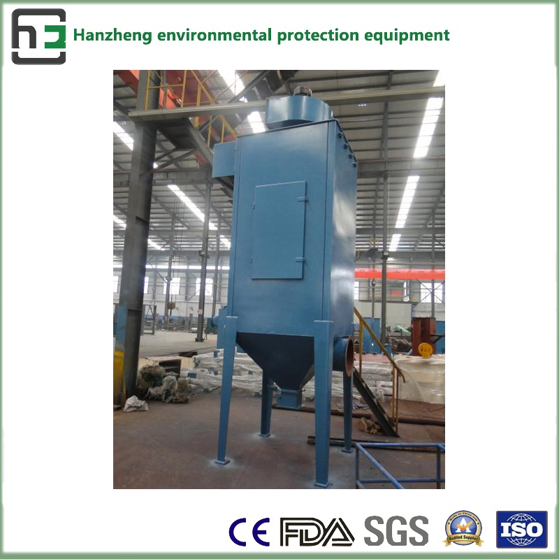 Furnace Air Flow Treatment-2 Long Bag Low-Voltage Pulse Dust Collector