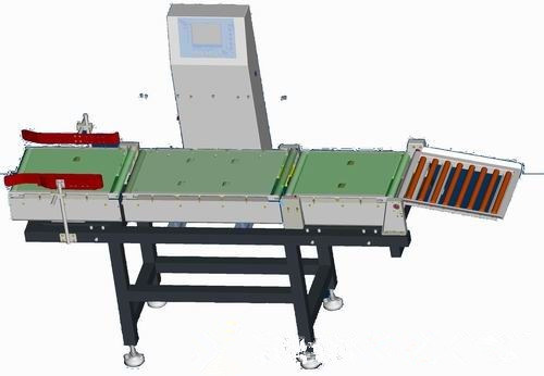 Automatic Online Belt Type Checkweigher