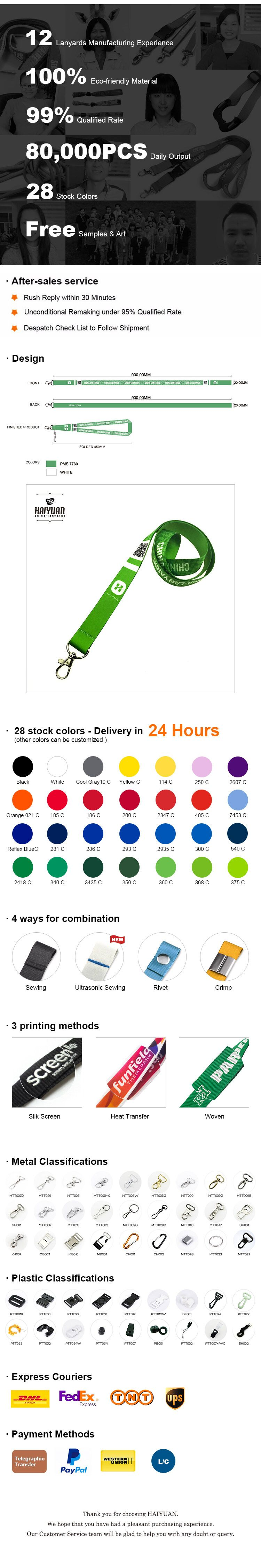 Full Color Cartoon Logo Heat Transfer Printed Lanyard with Whistle