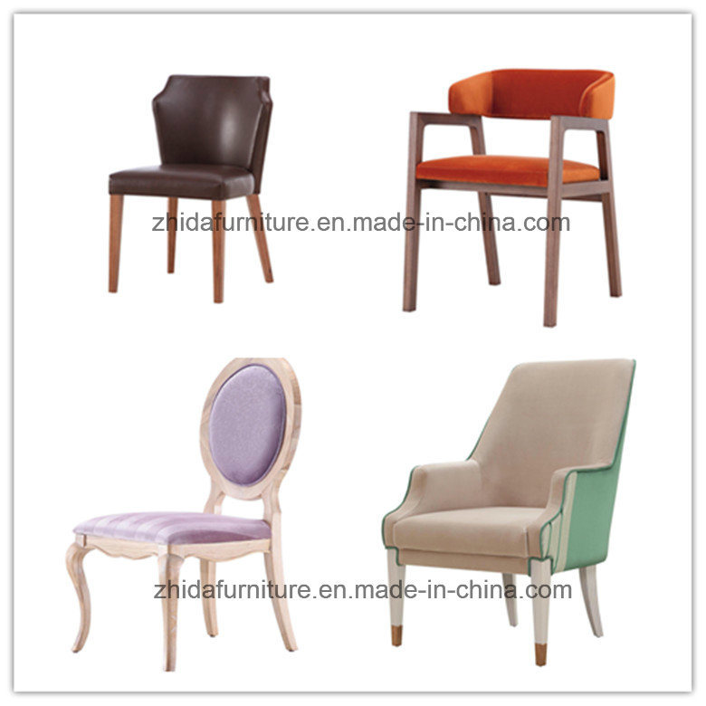 Classic Modern Solid Wood Dining Chair