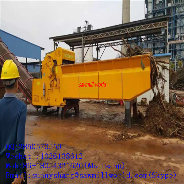 Big Wood Composite Crusher Machine for Hot Sale