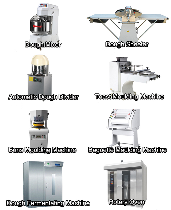 Bakery Equipment Automatic Electric Tunnel Oven for Biscuit Production Line