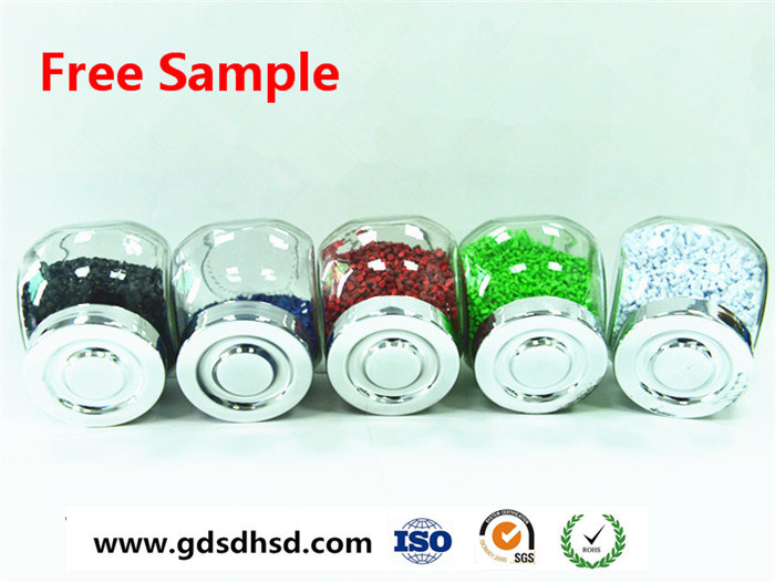 Wire Drawing Plastic Color Masterbatch with LDPE Carrier