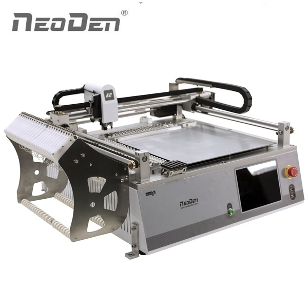 Cheap SMT Assembly Line, Pick& Place Machine Neoden3V, Soldering Oven T962A