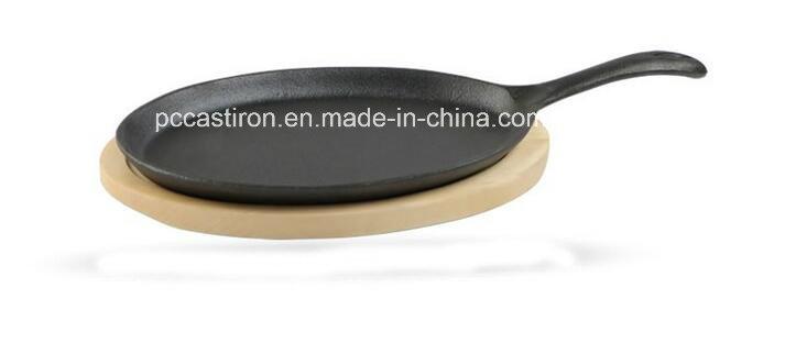 Cast Iron Cookware Sizzler Pan