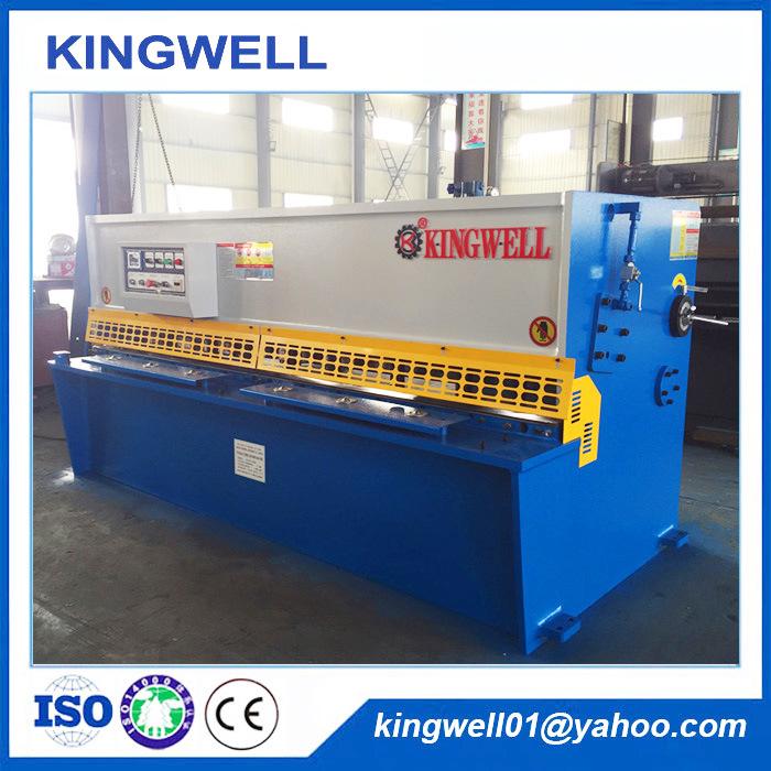 Metal Sheet Shearing Machine for Making Door (QC12Y-4X2500)