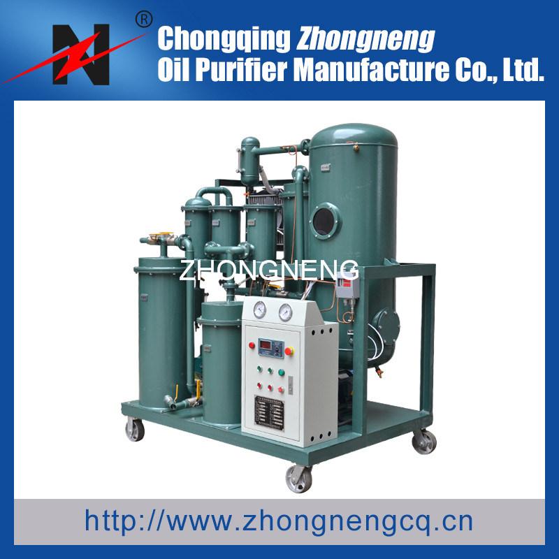 Waste Lube Oil Filtration/ Oil Reclamation/ Oil Regeneration Machine