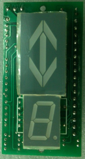 Elevator Parts, Lift Parts--Elevator Display (CD226)