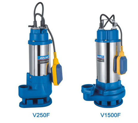 Steel Stainless Sewage Submersible Borehole Pumps