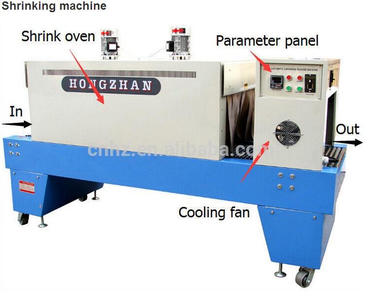 St6030 Hot Sale Semi Automatic Shrink Packing Machine