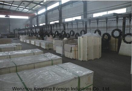 Top Sale ASME B16.5 Carbon Steel Slip on Flange Forged Flange (KT0230)